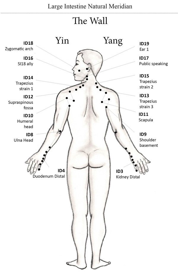 Acupuncture what subjects are given in college