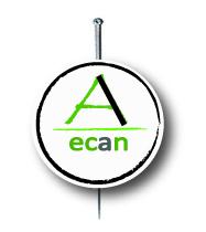 Logo de Ecan Escuelas y Centros de Acupuntura Natural
